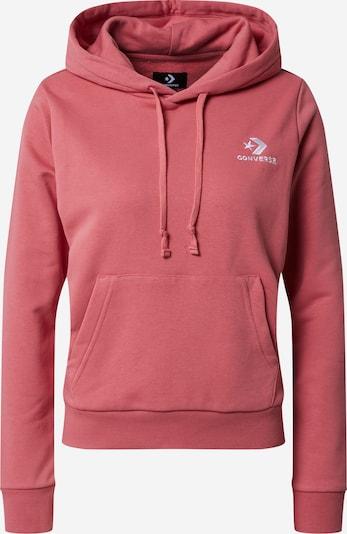 CONVERSE Sweatshirt 'CONVERSE STAR CHEVRON' in rosé, Produktansicht