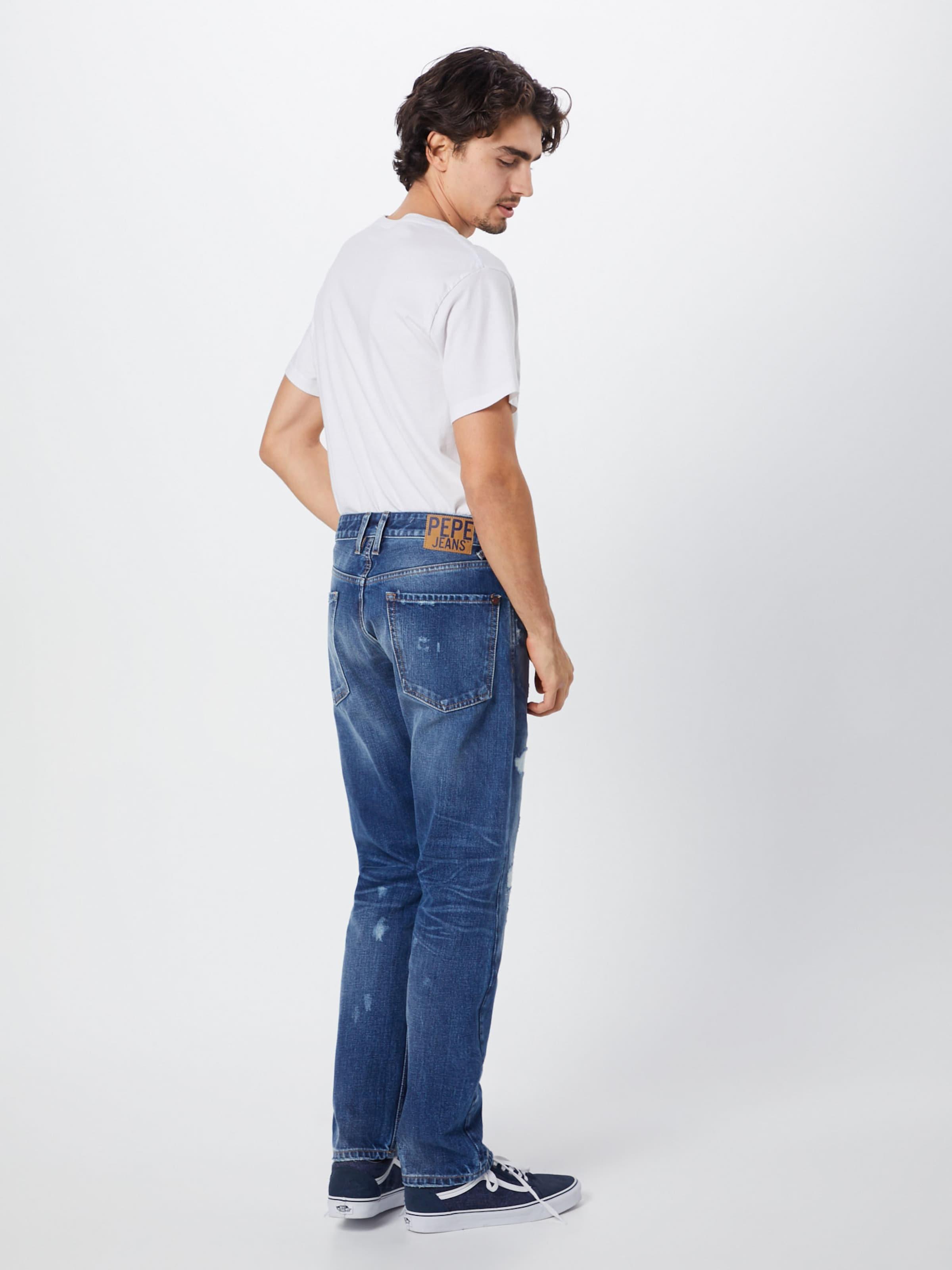 In Hellblau Pepe Jeans 'callen' FJKcTl1