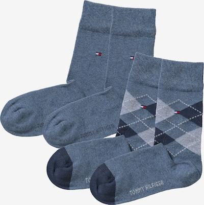 TOMMY HILFIGER Socken in himmelblau, Produktansicht