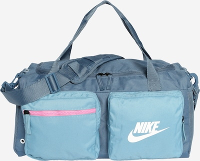 Nike Sportswear Tasche 'Y NK FUTURE PRO DUFF' in blau, Produktansicht