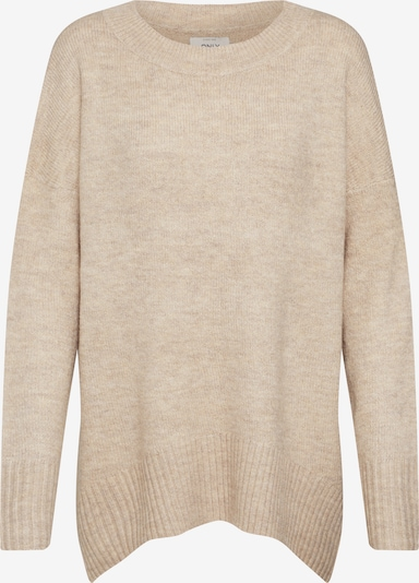 ONLY Strickpullover in beige, Produktansicht