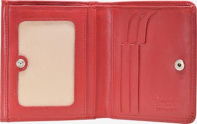Esquire Geldbörse 'Helena' in rot, Produktansicht