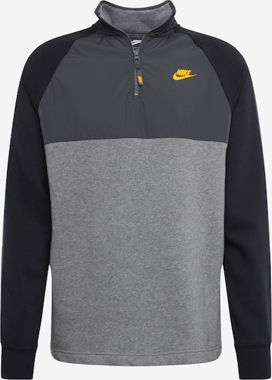 Nike Sportswear Sweatshirt in dunkelgrau, Produktansicht