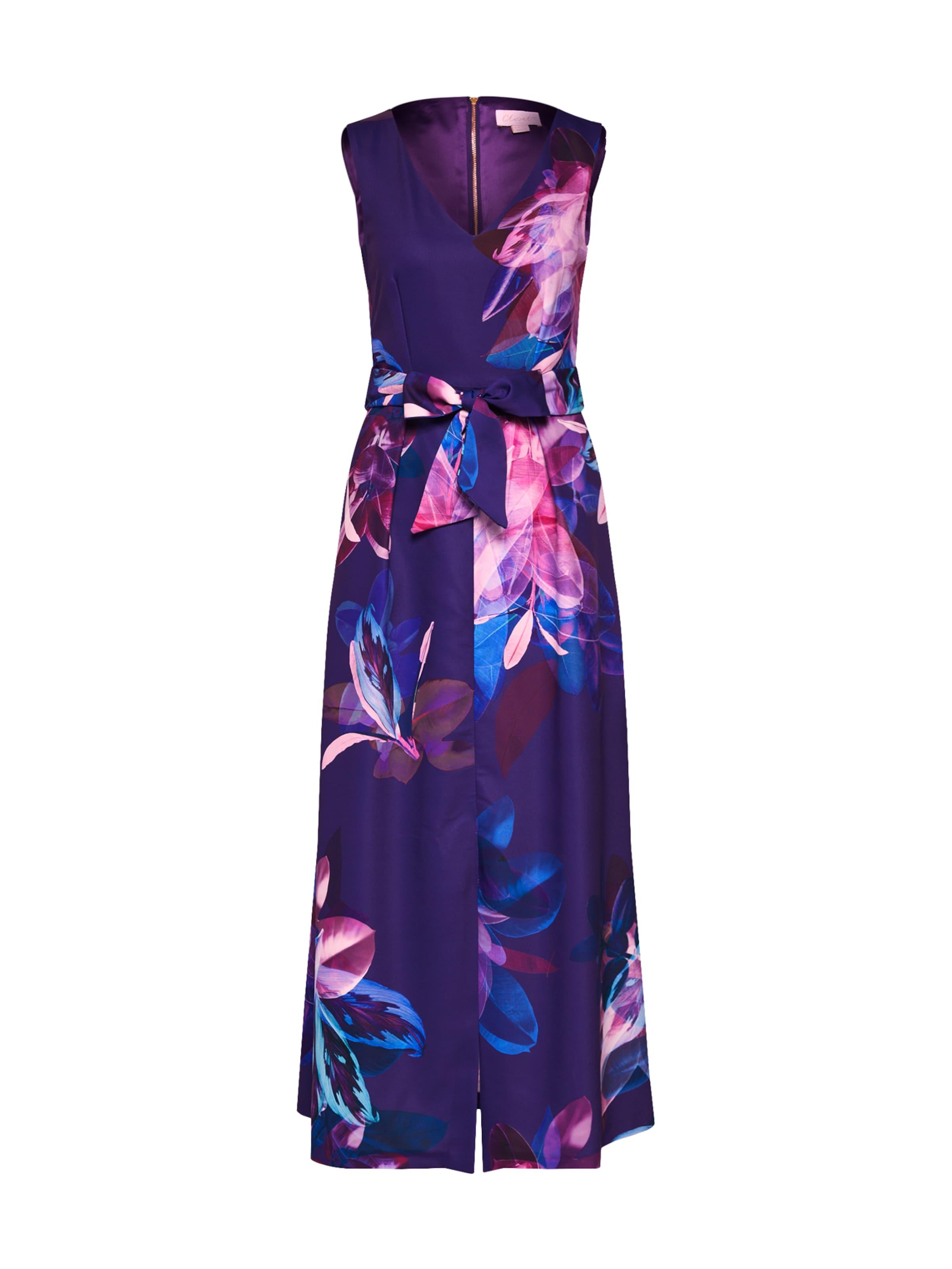 Dress' London Maxi Blaulila Closet In 34rl5qaj Gold 'closet Kleid BexrdCo