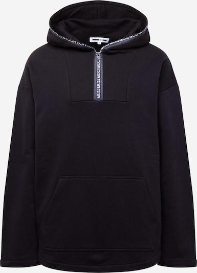 McQ Alexander McQueen Sweat-shirt 'Funnel Neck Pullover' en noir, Vue avec produit
