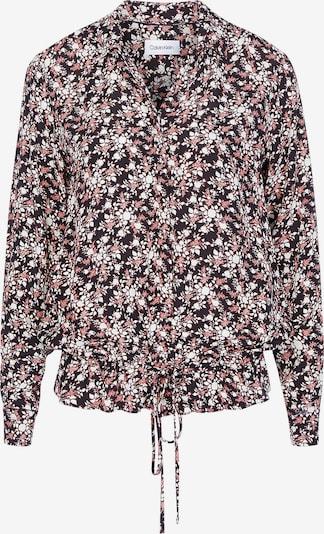 Calvin Klein Bluse in mischfarben, Produktansicht
