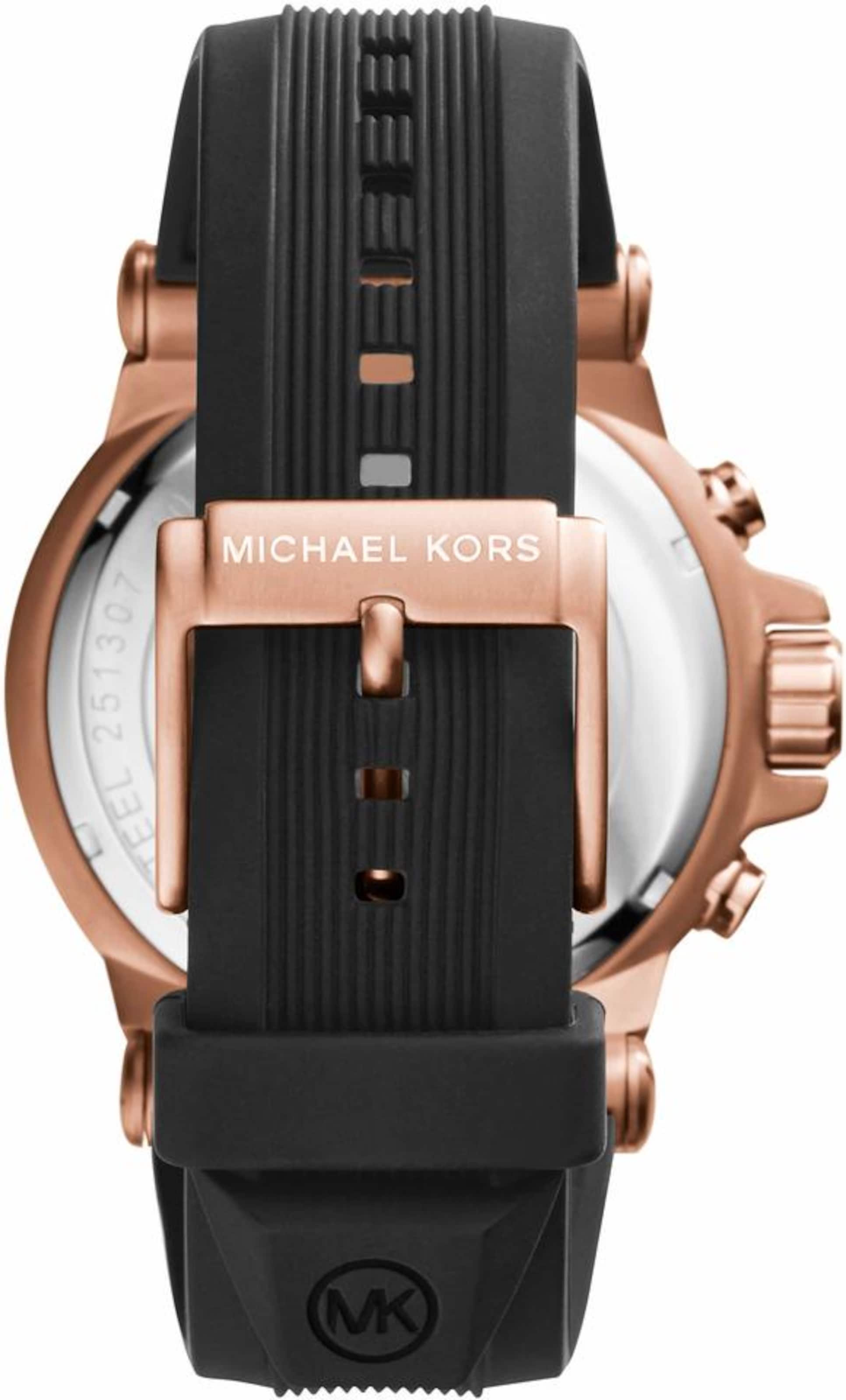 Michael Kors Chronograph »DYLAN, MK8184«