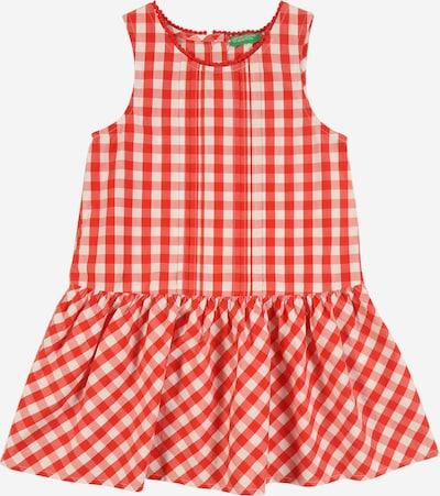 UNITED COLORS OF BENETTON Šaty - červené, Produkt