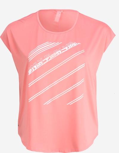 Sportiniai marškinėliai 'ONPMANON' iš Only Play Curvy , spalva - rožinė, Prekių apžvalga