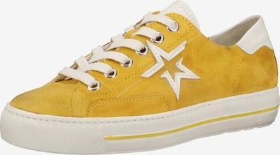 Paul Green Sneaker in senf, Produktansicht