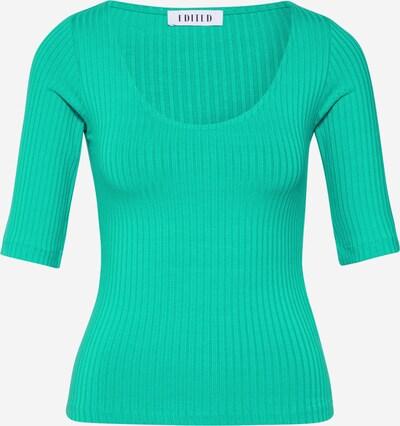 EDITED T-shirt 'Fray' en vert, Vue avec produit
