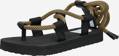 G-Star RAW Sandale in gelb / schwarz, Produktansicht