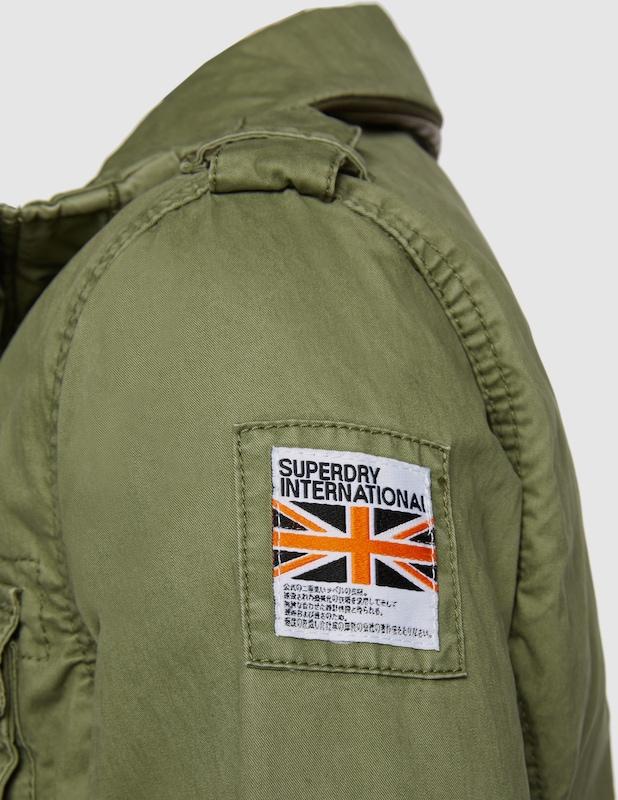 Superdry Fieldjacket 'ROOKIE'