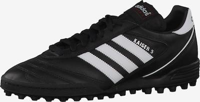 ADIDAS PERFORMANCE Fussballschuh 'Kaiser 5 Team' in schwarz / weiß, Produktansicht