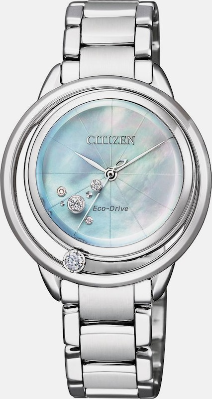 CITIZEN Solaruhr 'EW5520-84D'