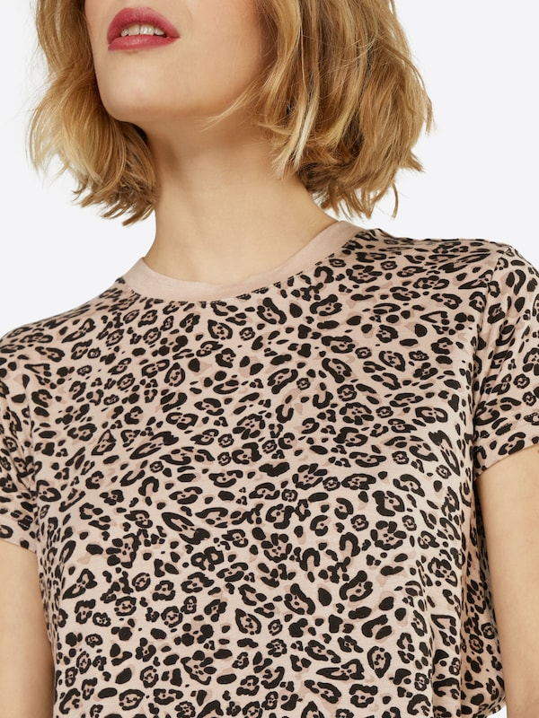 Review Jerseyshirt 'LEO TEE'