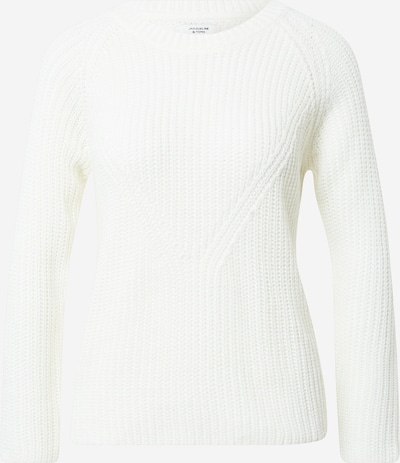 JACQUELINE de YONG Pullover 'New Justy' in offwhite, Produktansicht