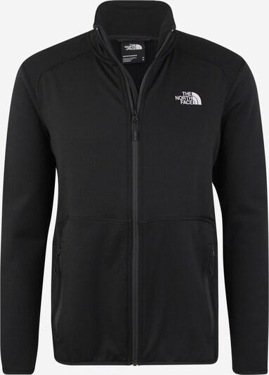 THE NORTH FACE Funkčná flisová bunda 'Quest' - čierna / biela, Produkt