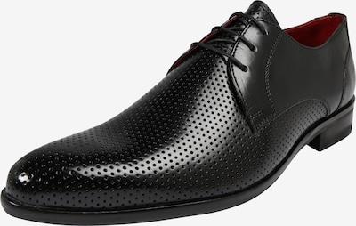 MELVIN & HAMILTON Schnürschuh 'Toni 1' in schwarz, Produktansicht