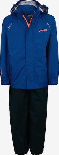 ZigZag Regenanzug 'Ophir' in blau, Produktansicht