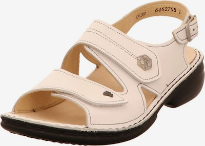 Finn Comfort Sandale in creme, Produktansicht