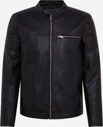 BURTON MENSWEAR LONDON Tussenjas in de kleur Zwart, Productweergave