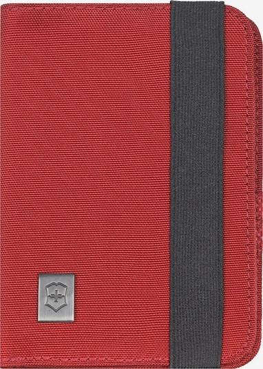 VICTORINOX Kreditkartenetui in rot, Produktansicht