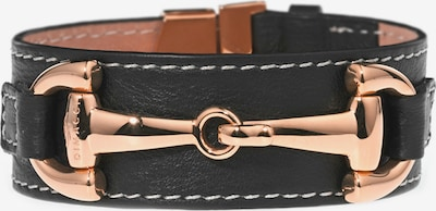 Dimacci Armband 'Orsini' in dunkelblau / rosegold, Produktansicht