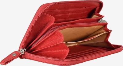 Esquire Porte-monnaies 'Primavera' en rouge, Vue avec produit