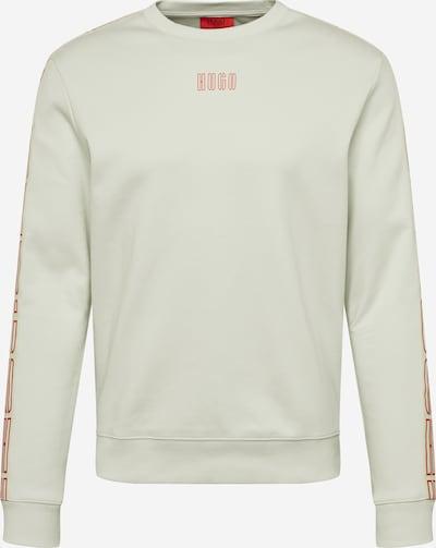 HUGO Sweatshirt 'Doby203' in creme, Produktansicht