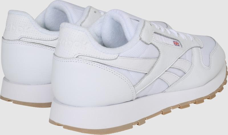 Reebok classic Sneaker mit Lederbesatz