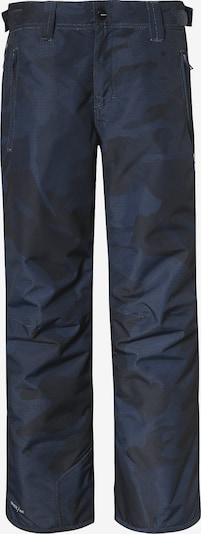 BRUNOTTI Skihose 'Kitebar' in blau / nachtblau / enzian, Produktansicht