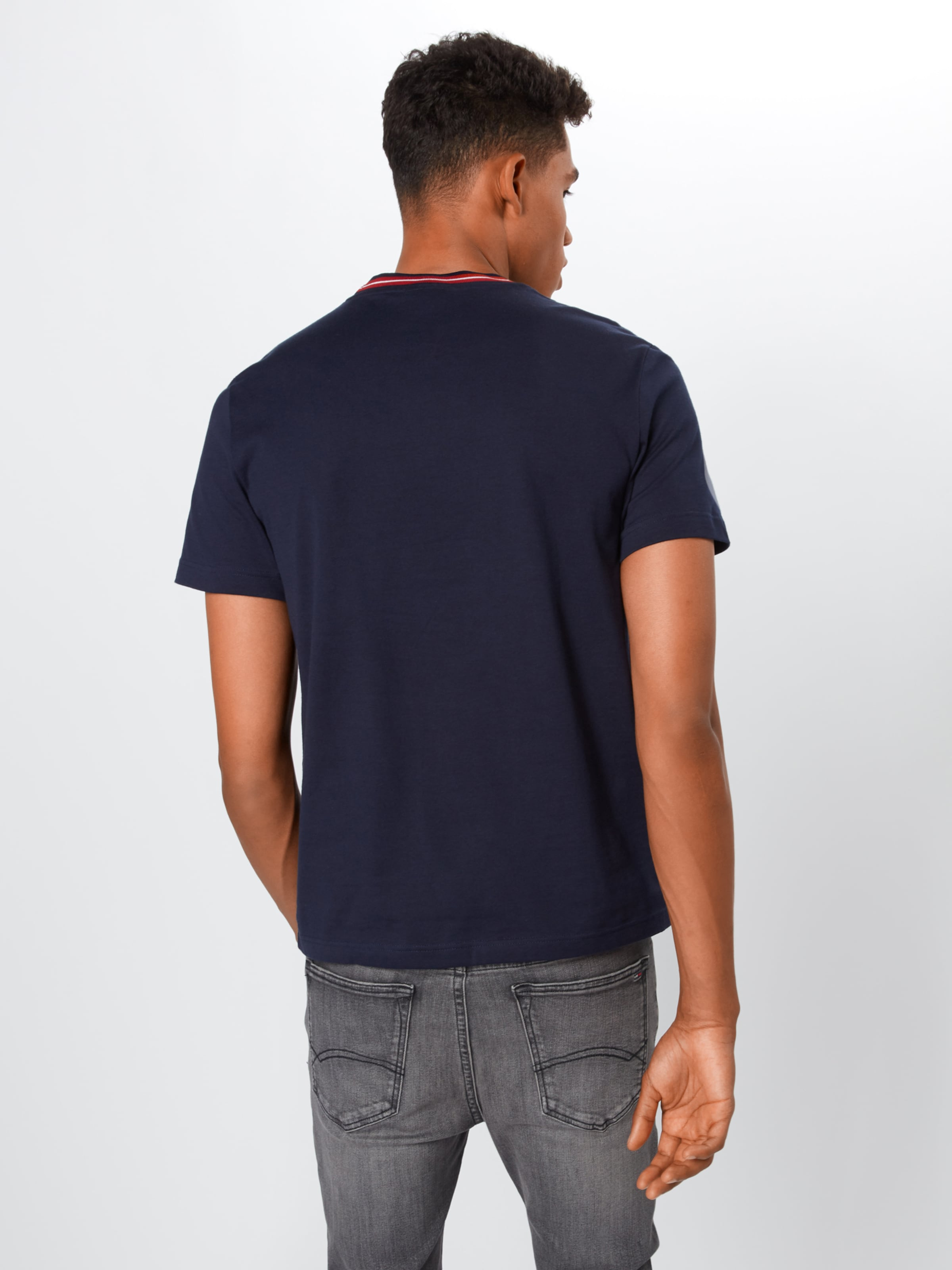 Lacoste T shirt Lacoste shirt Marine Lacoste In T shirt T In Marine In c3q4L5ARj