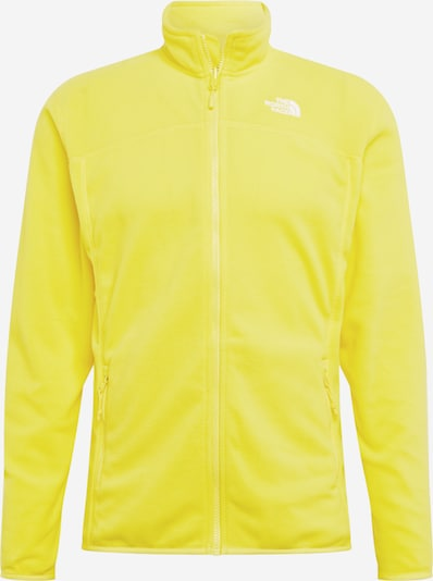 THE NORTH FACE Funktionele fleece-jas 'Glacier' in de kleur Geel, Productweergave