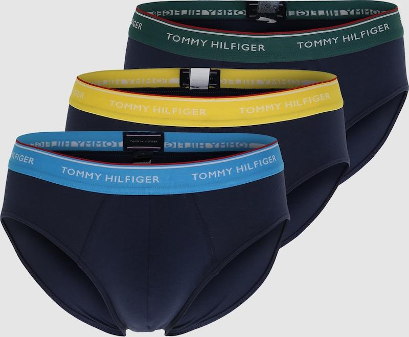 Tommy Hilfiger Underwear Einfarbiger Slip (3er-Pack)