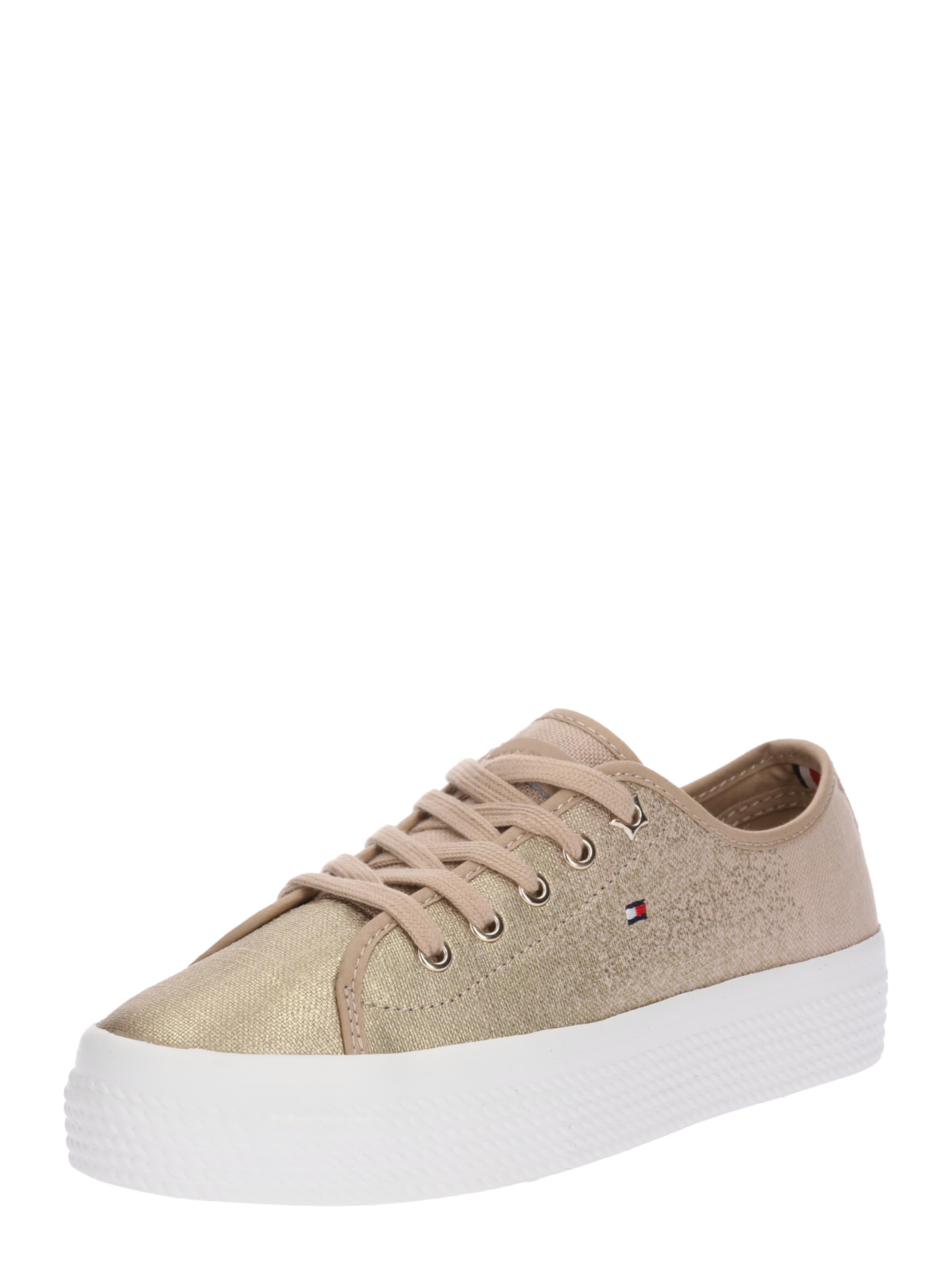 TOMMY HILFIGER Plateau-Sneaker Verschleißfeste billige Schuhe
