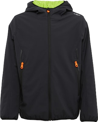 CMP Outdoorsportjacke 'BOY FIX HOOD JACKET'
