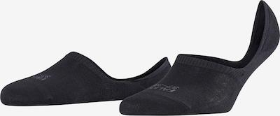 FALKE Chaussons 'Step' en noir, Vue avec produit