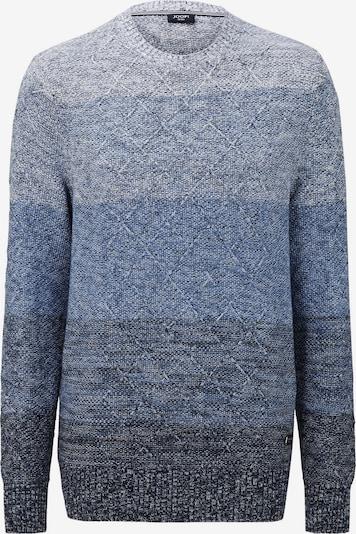 JOOP! Jeans Pullover ' Vaios ' in blau / weiß, Produktansicht