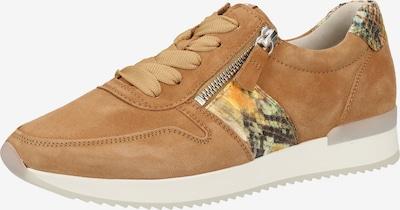 GABOR Sneakers laag in de kleur Chamois, Productweergave