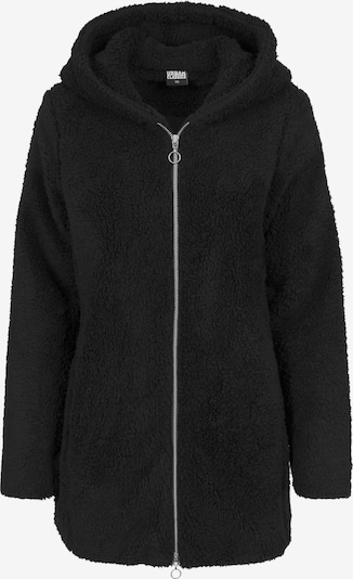 Urban Classics Between-seasons coat in black, Item view