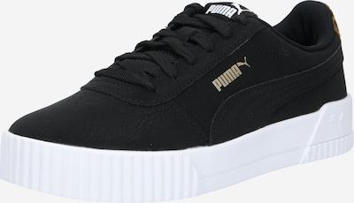 PUMA Sneaker 'Carina Leo' in braun / schwarz, Produktansicht