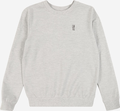 LMTD Sweatshirt in graumeliert, Produktansicht
