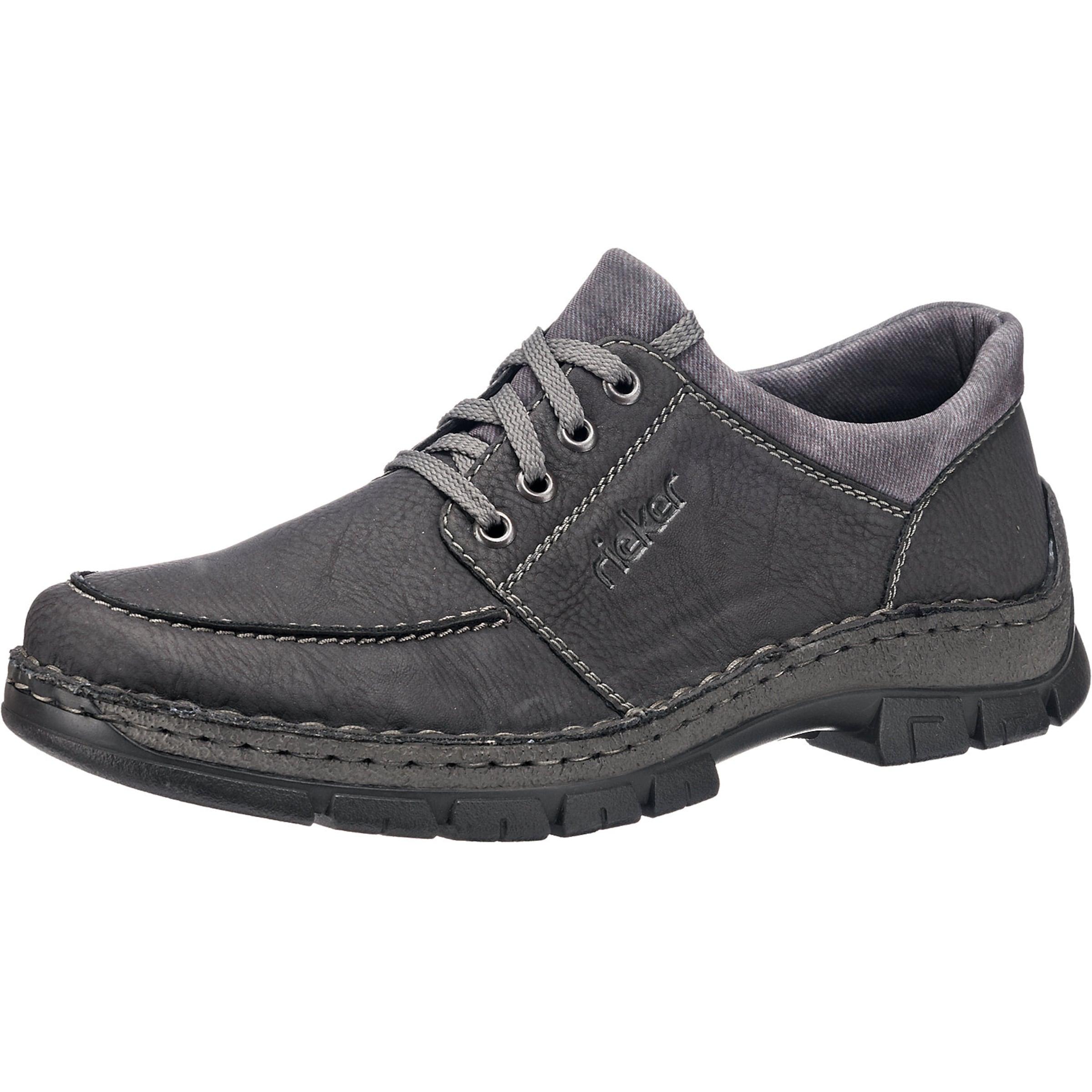 RIEKER Freizeit Schuhe Verschleißfeste billige Schuhe