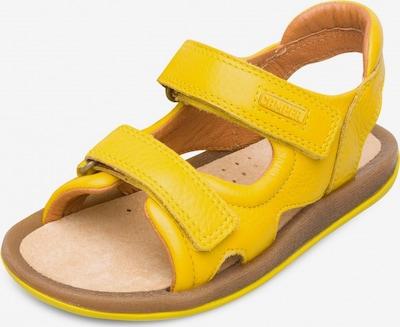 CAMPER Sandale 'Bicho' in gelb, Produktansicht