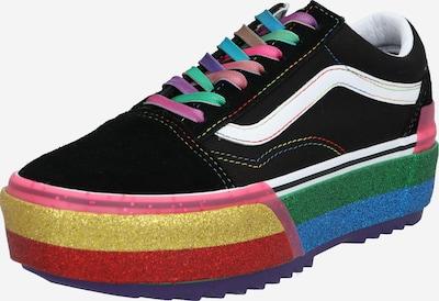 VANS Sneakers laag 'UA Old Skool Stacked' in de kleur Gemengde kleuren / Zwart, Productweergave