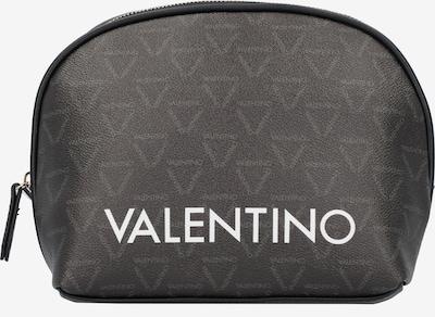 Valentino by Mario Valentino Kulturbeutel 'Liuto' in dunkelbraun, Produktansicht