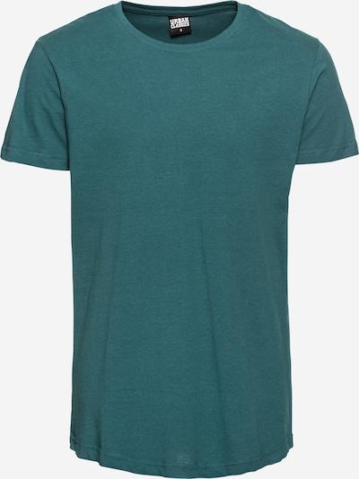 Urban Classics Shirt in de kleur Smaragd, Productweergave