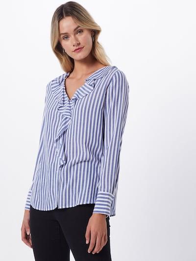OPUS Bluse 'Felmie ROS' in blau, Modelansicht