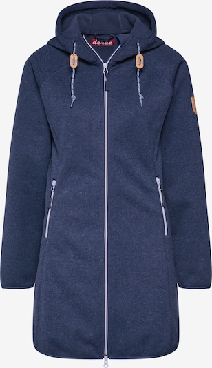 Derbe Jacke 'Leisure Girls' in navy: Frontalansicht